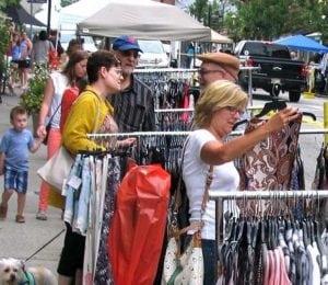 broad ripple sidewalk sale