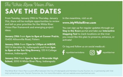 White River Vision Plan Meetings