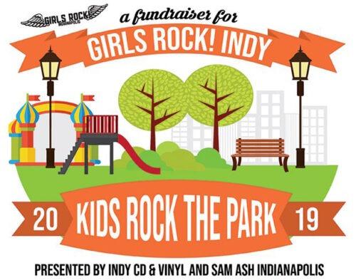 Girls Rock Indy & Kids Rock the Park Poster